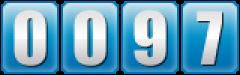 gadgets contador de visitas para blog gratis